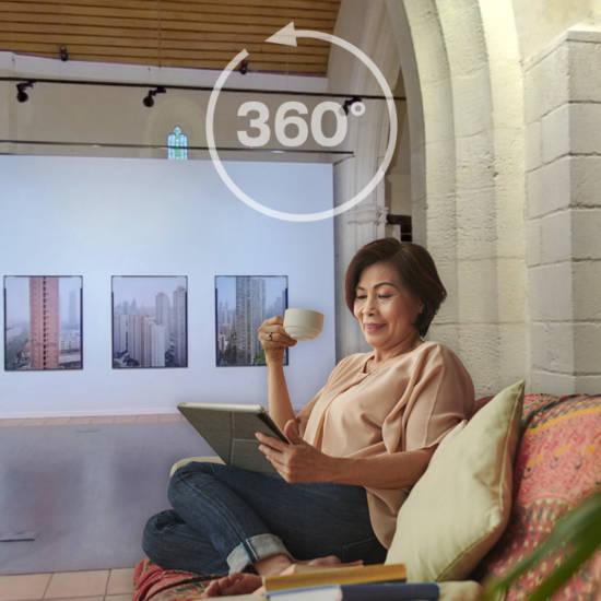 Lancement des visites virtuelles des expositions de la Vieille Eglise.
