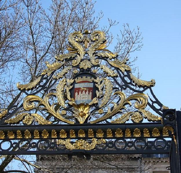 Jardin Public Bordeaux (Grilles)
