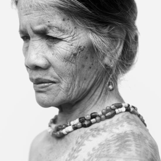 Les dernières femmes tatouées du Kalinga