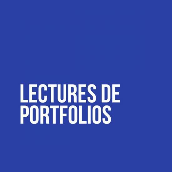 Lectures de portfolios Face à Face