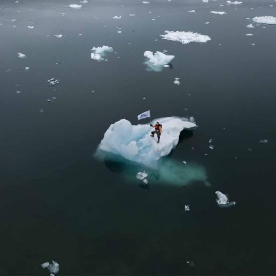 ICEBERG NATIONS / MINIMAL REPUBLICS