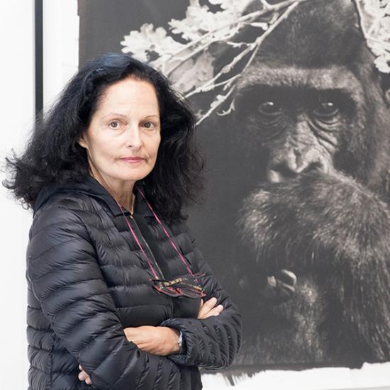 Isabel Muñoz, photographe et marraine du festival nous parle de la communauté