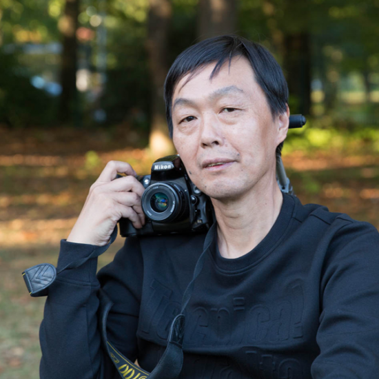 Qian Haifeng, photographe Chinois, nous parle du «Green Train»