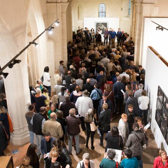 Une communauté rassemblée pour célébrer le Mérignac Photographic Festival